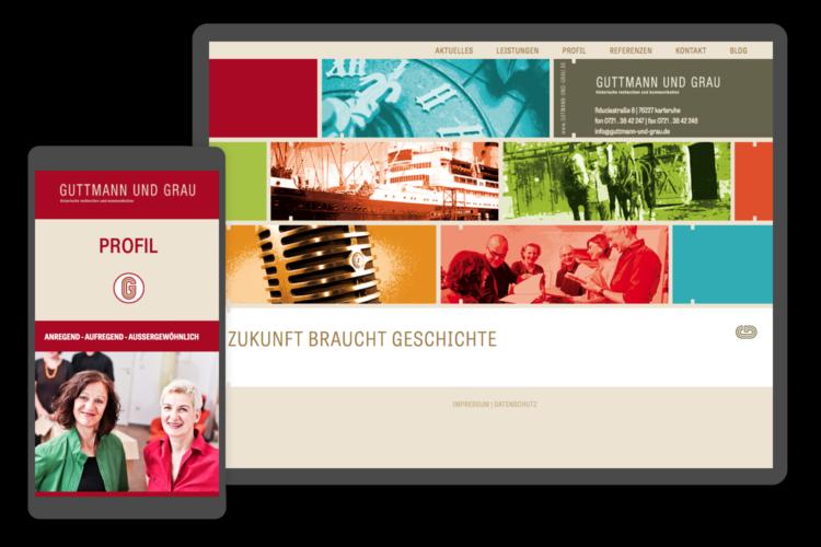 Abbildung Projekt Guttmann und Grau